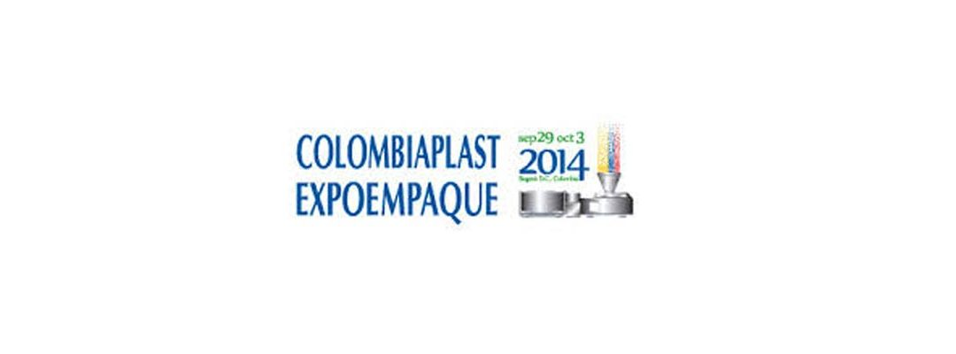 Colombiaplast Expoempaque 2014