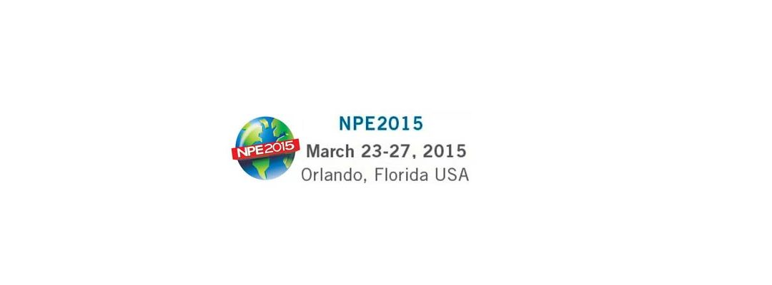 NPE 2015 The international plastics showcase