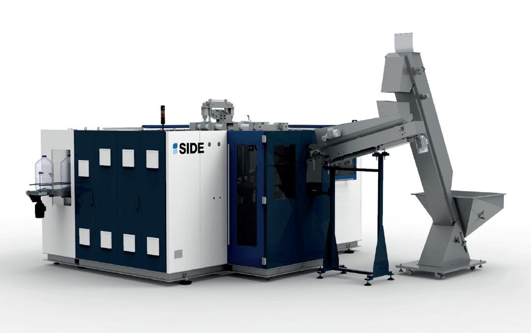 Nueva versión de la sopladora SIDE-2002eG-XL